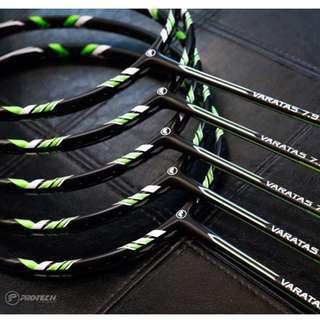 PROTECH Varatas series badminton racquet