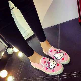 Hello Kitty Slip-on Shoes