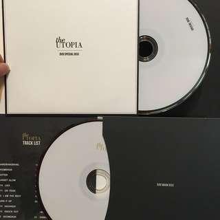 BIGBANG TOP 韓站烏托邦飯拍DVD