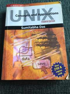 Unix Concepts and Applications by Sumitabha Das