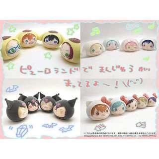 Ensemble stars x Sanrio - omanjuu niginigi mascot