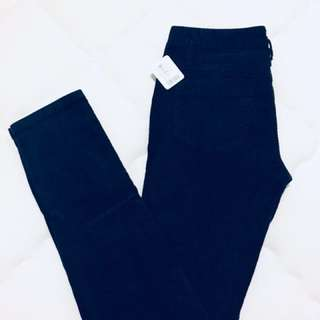 New Navy pants from Free People - Original price is $78