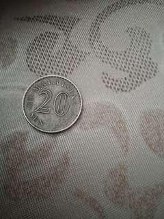 20 sen 1968