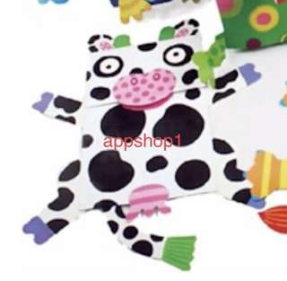 Moo moo Cow hand puppet DIY art and craft- children birthday party goodies favors, game activity, event door gifts