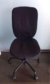 IKEA LILLHÖJDEN Swivel chair - Idemo black
