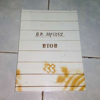 BTOB My Girl Limited JP