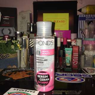 PONDS MICELLAR WATER