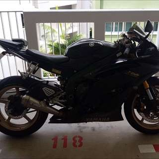 R6 2010 coi or fully cash