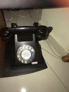 ITI bakelite telephone