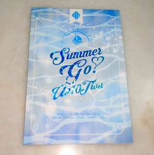 Up10tion Summer Go