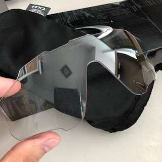 全新原裝盒原裝袋 Oakley Jawbreaker Clear Replacement Lens