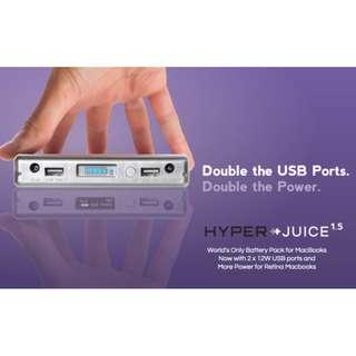 REFURBISHED HyperJuice 100Wh Macbook/Laptop Portable Charger