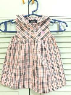 Authentic Burberry Top for Kids