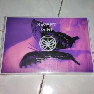 B1A4 Sweet Girl Purple