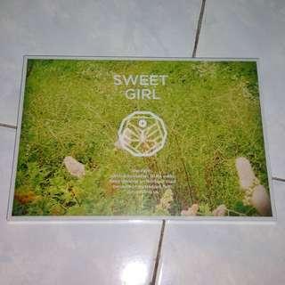 B1A4 Sweet Girl Green