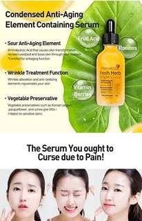 Nature Pacific herb serum