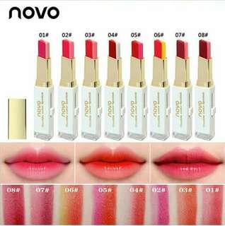 PO Novo lipstik 2 shade original 100%