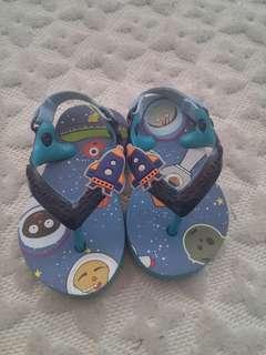 Amazonas Baby Slippers