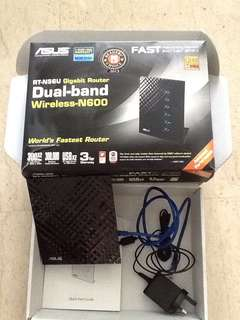Asus Router Dual band wireless N600