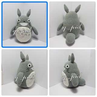 My neighbor Totoro amigurumi/crochet