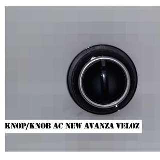 Jual Murah Ecer Grosir Aksesoris Perawatan Knop Knob AC Mobil New Avanza Veloz