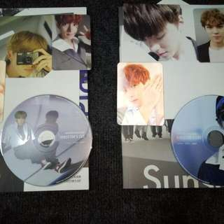 [Clearance Promo] WTS Seventeen Director's Cut Album Pc