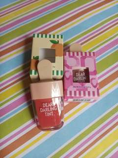 ETUDE HOUSE DEAR DARLING WATER GEL TINT ICE CREAM SPECIAL EDITION