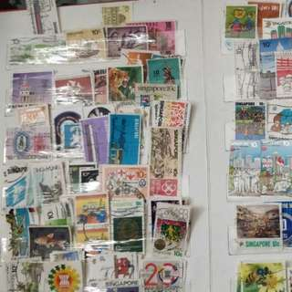 Old Stamps clearance