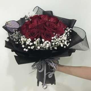 Flower Bouquet | Graduation Bouquet