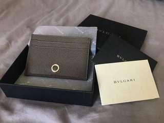 BVLGARI card holder