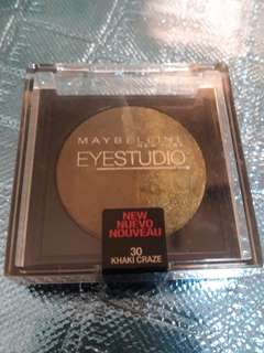 Authentic maybelline eyestudio baked shimmer