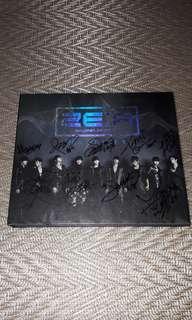 2E:A Children Of Empire- Nativity first single album (签名版) (2010 cd)