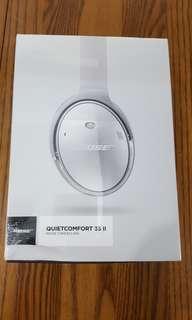 BOSE QUIETCOMFORT 35 II 無線藍芽耳機