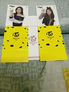 Twicecoaster lane2 card collection