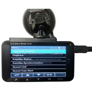 HP F870g Car Camcorder Video Camera