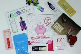 Korean Skincare Bundle #2