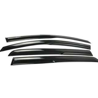Mugen Door Visor Air Press Toyots Wish Vios Altis Camry