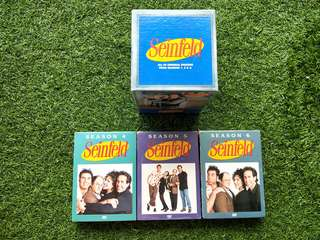 Seinfeld DVD collection
