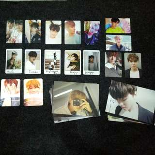 [Clearance] WTS Official Photocards From Album