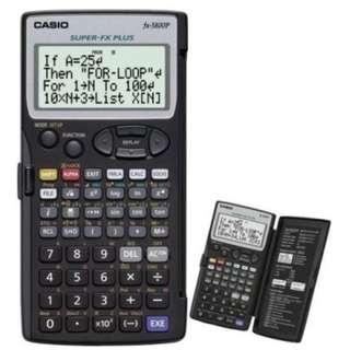 PROGRAMMABLE CALCULATOR CASIO FX5800P (SURVEYOR)