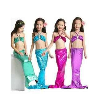 MERMAID COSTUME FOR KIDS (BN/PREORDER)