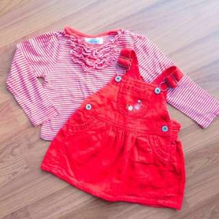 OSHKOSH Girl👧🏻Fashion Sets