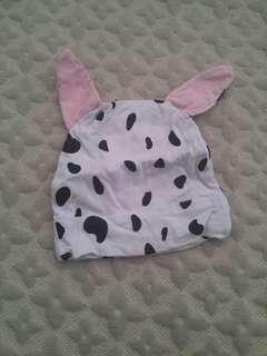 Dalmatian Bonnet