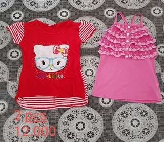 Kaos and camis