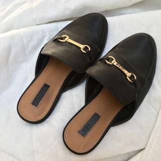 Forever21 Mules Slides Shoes
