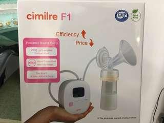 Cimilre F1奶泵 9成新