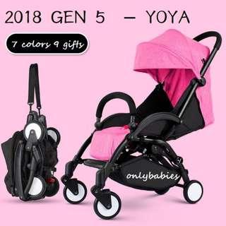★YOYA 2018 GEN 5 ★Free 8 Gifts★Light Weight FREE SHIPPING
