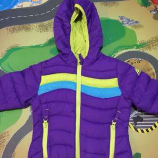 Winter jacket size 18 months