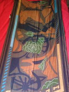Authentic Hermes Scarf (180x65)