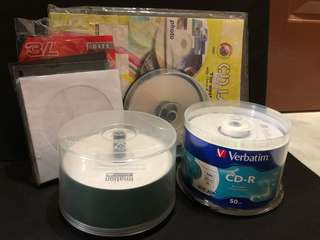 New & used CD